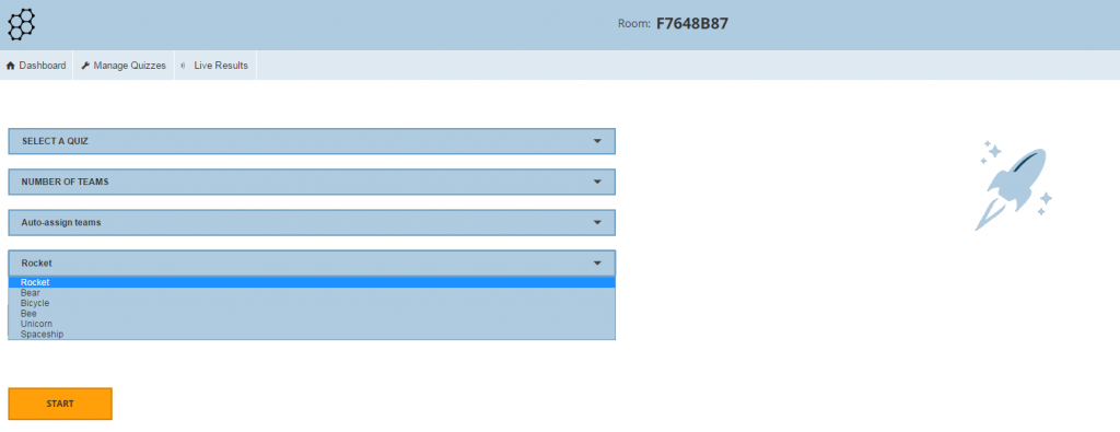 socrative_SpaceRace_Screenshot